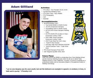 Adam Gilliland