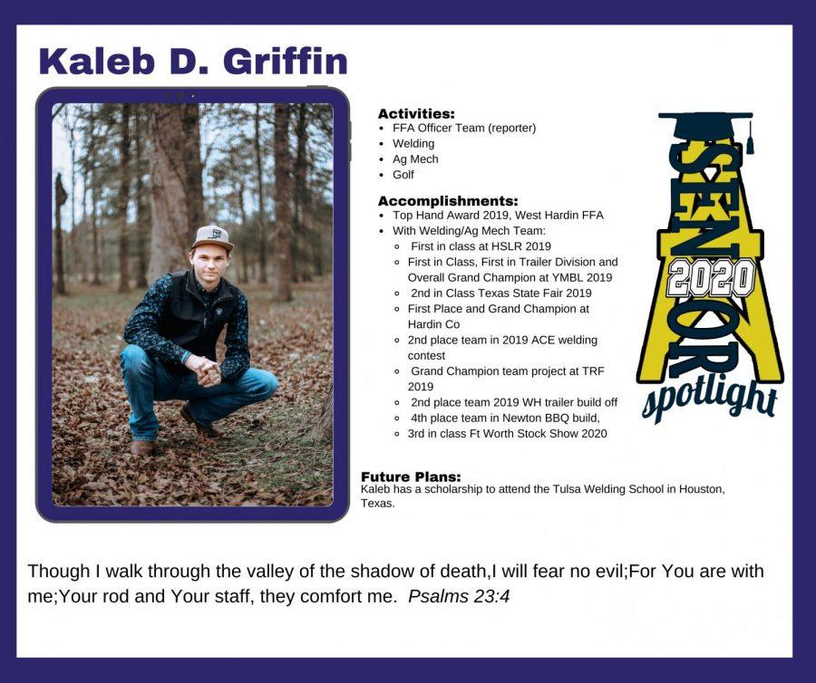 Kaleb+D.+Griffin