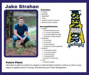 Jake Strahan