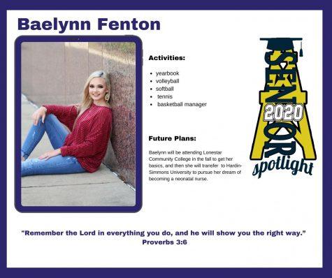 Baelynn Fenton
