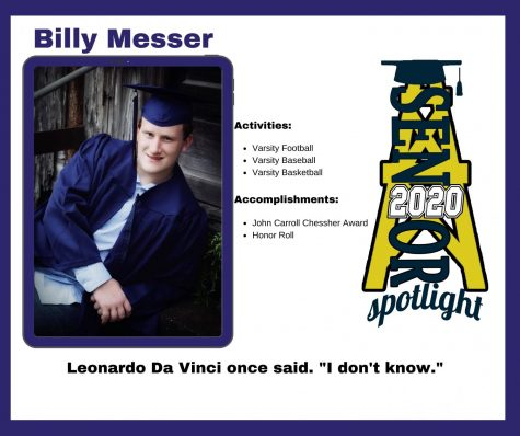 Billy Messer