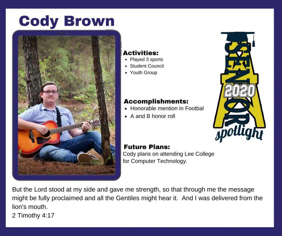 Cody+Brown