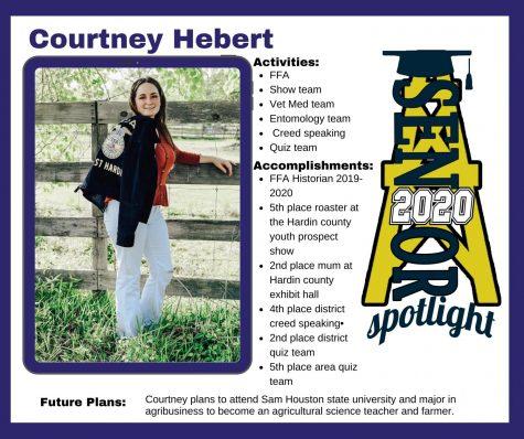 Courtney Hebert