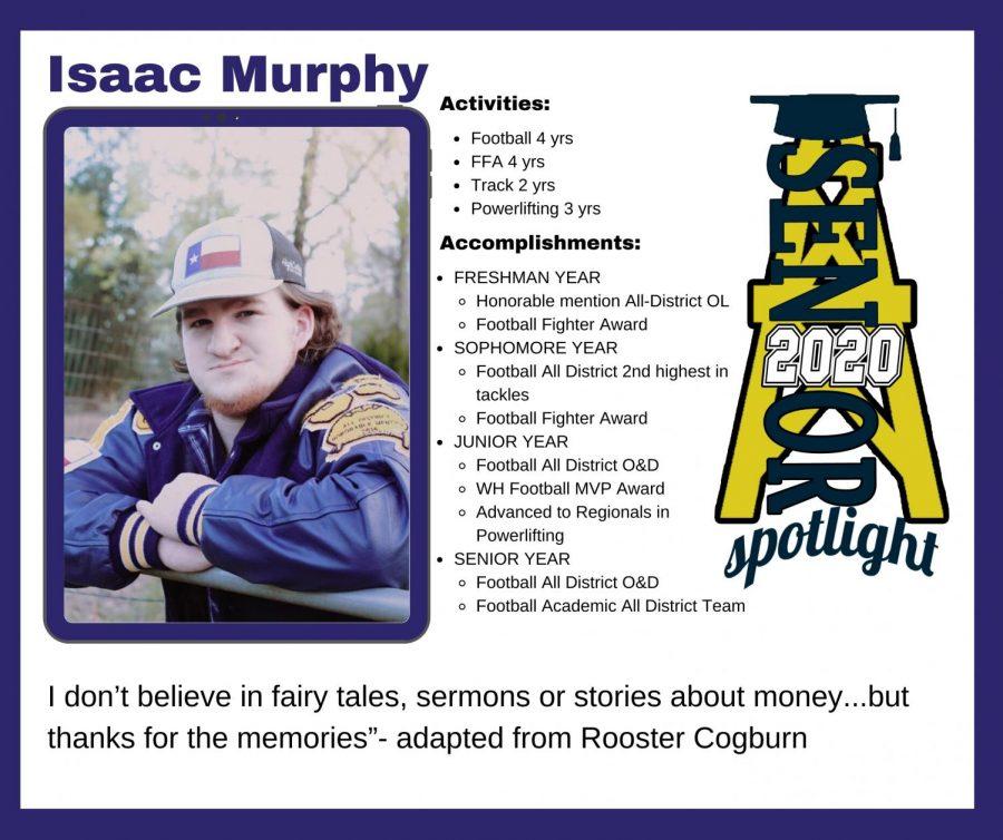 Isaac+Murphy