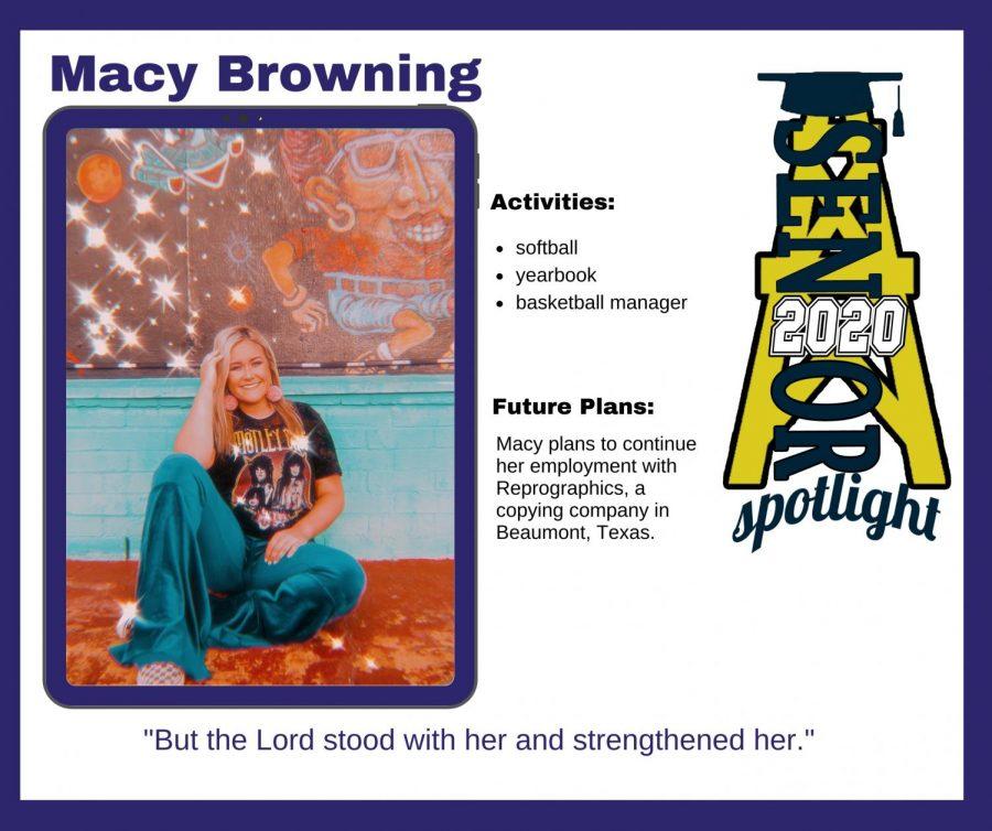Macy Browning