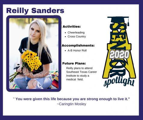 Reilly Sanders