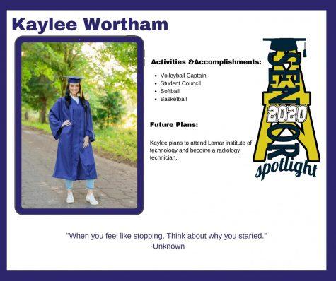 Kaylee Wortham