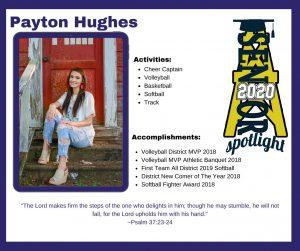 Payton Hughes