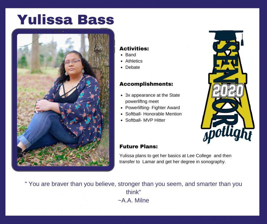 Yulissa+Bass
