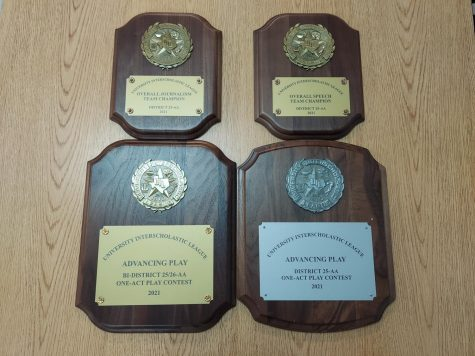 UIL academic results 2021